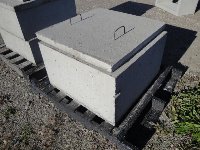 Misc Riser/Lids - Coate Concrete Products